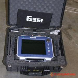 Used GSSI SIR 4000 GPR Control Unit